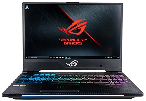 Compare ASUS ROG Strix Scar II GL504GS (GL504GS-DH76) vs other laptops