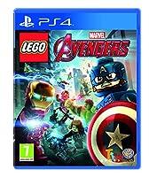 Lego Marvel Avengers PS4 Game
