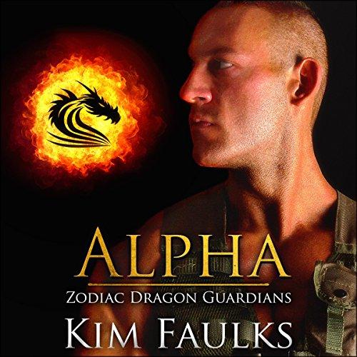 Alpha audiobook cover art