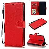 Couverture de boîte à flip téléphonique Étui de portefeuille pour Xiaomi Redmi K20 / K20 Pro,...