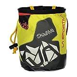 La Sportiva Skwama Chalk Bag Bolsa de magnesio, Adultos Unisex, Multicolor (Multicolor), Talla Única