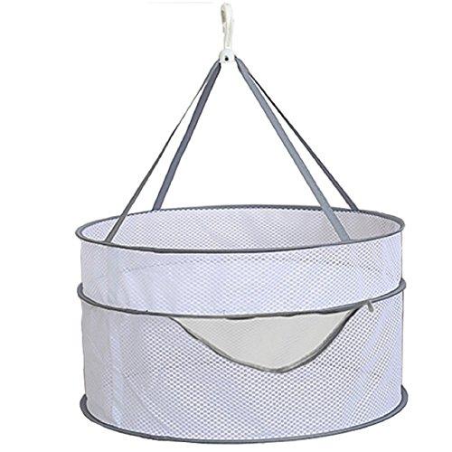MAMiO物干し挟む手間いらネット平干し網家事時短道具セーター洗濯物下着室内推奨