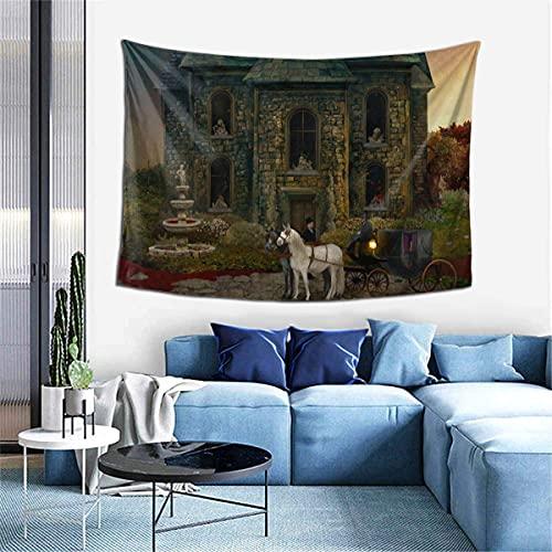 Hdadwy Opeth in Cauda Venenum Modische Tapisserie Wandbehang kann als Raum Wanddekoration 6040inch verwendet Werden