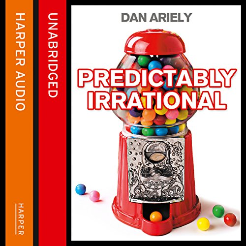 Predictably Irrational audiobook cover art