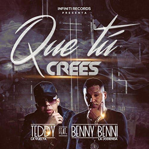 Teddy La Vuelta feat. Benny Benni