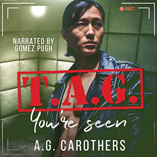 T.A.G. You're Seen audiobook cover art