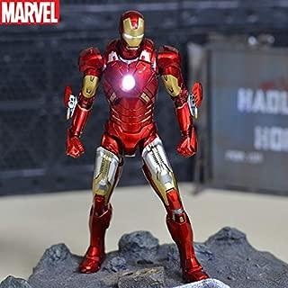 comicave MK7 Mark7 Iron Man 1/12 アイアンマン マーク7 合金
