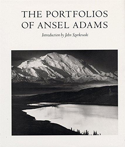 Download Portfolios of Ansel Adams 0821207237