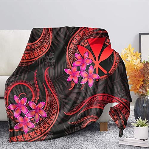 SEANATIVE Elegante manta para el hogar, lujosa funda de cama de franela de felpa ligera, manta de cama con diseño de corazón y lazo con diseño de arco iris, cómoda funda para sofá, XS