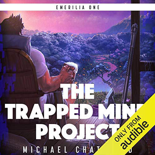 Page de couverture de The Trapped Mind Project