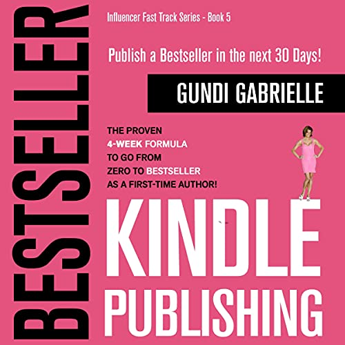Kindle Bestseller Publishing cover art