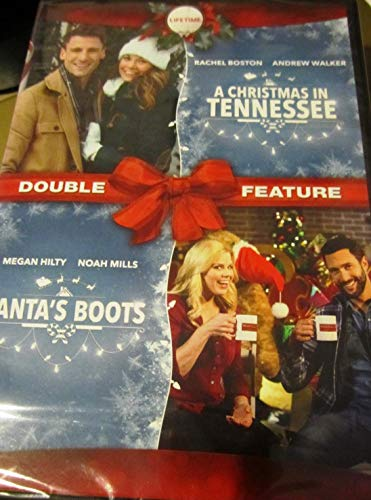 A Christmas In Tennessee, Santa's Boots DVD Liffetime