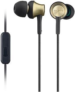 索尼 SONY 耳机 MDREX650AP 黄棕色