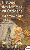 Histoire des femmes en occident - tome 2 le moyen age - vol02 (Tempus)