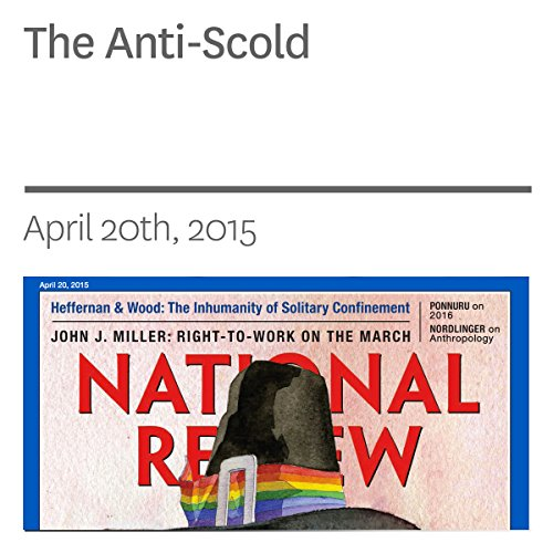 The Anti-Scold audiobook cover art