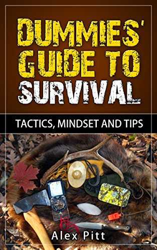 Dummies' Guide to Survival: Tactics, Mindset and Tips by [Alex Pitt]