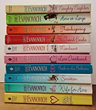Janet Evanovich (Set of 10) Back to Bedroom; Smitten; Wife for Hire; Rocky Road to Romance; ...