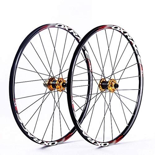 TYXTYX Jeu de Roues de vélo VTT 26\