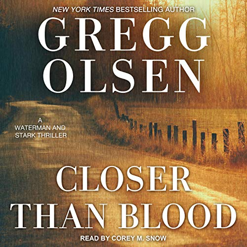 Closer than Blood  By  cover art
