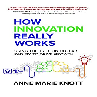 How Innovation Really Works audiobook cover art