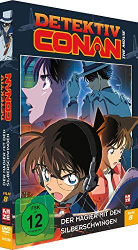 Detektiv Conan: Der Magier mit den Silberschwingen - 8.Film - [DVD]
