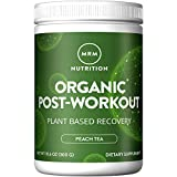 MRM Organic Post Workout, Plant Based Recovery, 10.6 Ounce