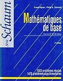 Mathématiques de base - Cours et problèmes