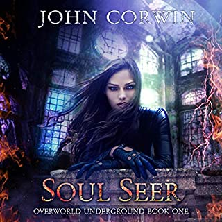 Soul Seer audiobook cover art