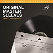 Schallplatteninnenhüllen - MFSL Original Master Sleeves | Packungsinhalt: 50 Stück