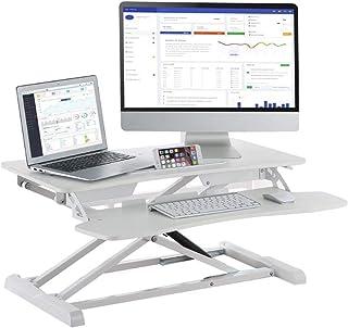 Konwerter pulpitu stojącego, konwerter pulpitu stojącego, z regulacją wysokości, biurko, miejsce pracy biurowej, wzrost 1...