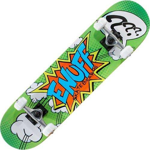 Enuff Skateboard mit durchgängigem