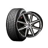 14インチ 1本セット タイヤ・ホイール ブリヂストン(BRIDGESTONE) ネクストリー 155/65R14 + KYOHO スマック ヴァニッシュ (エンケイ製) 軽自動車用