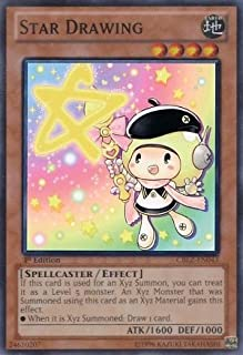 Yu-Gi-Oh! - Star Drawing (CBLZ-EN043) - Cosmo Blazer - 1st Edition - Common