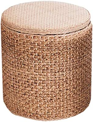 Astonishing Amazon Com Oriental Furniture Rush Grass Knotwork Coffee Bralicious Painted Fabric Chair Ideas Braliciousco
