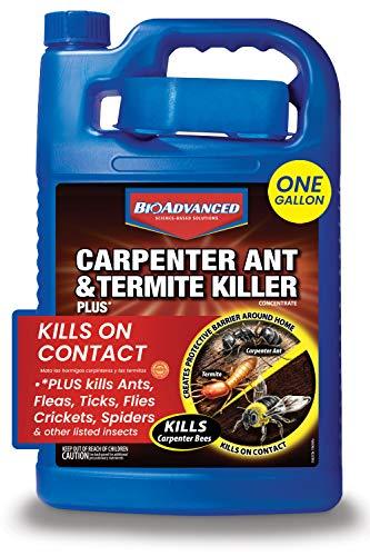 BioAdvanced 700315A Espoma GT4 4-Pound Garden-Tone 3-4-4 Plant Food Carpenter Ant and Termite Killer...