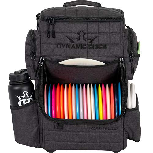 Dynamic Discs Combat Ranger Disc Golf Backpack | Large Main Compartment That...