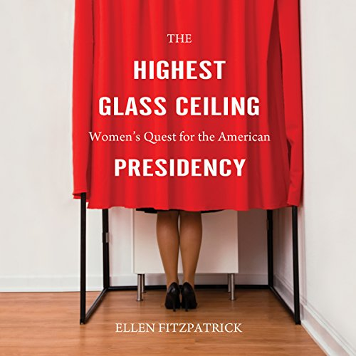The Highest Glass Ceiling audiobook cover art