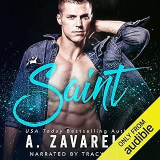 Saint cover art