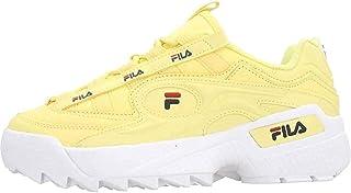 Amazon.es: Fila - Amarillo: Zapatos y complementos