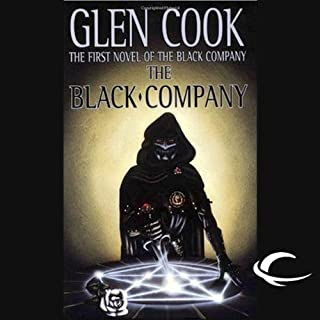 The Black Company cover art