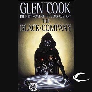The Black Company cover art