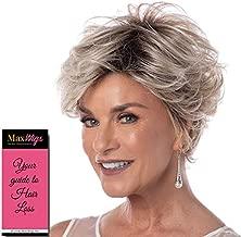 Salon Select Wig Large Cap Color Light Grey Toni Brattin Wigs 5