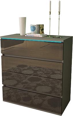 Amazon Com Euphoria 08 Modern Dresser Kitchen Dining