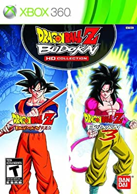 Dragon Ball Z Budokai HD Collection - Xbox 360 from Namco