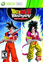 Dragon Ball Z Budokai HD Collection-Nla