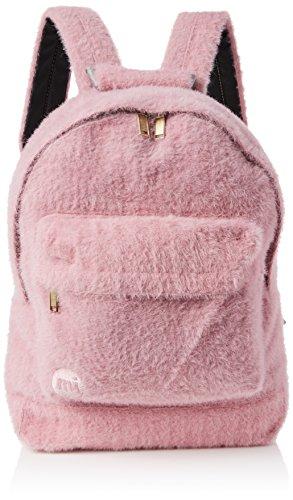 Mi-Pac Fur Backpack Mochila Tipo Casual, 41 cm, 17 litros, Fur Mauve