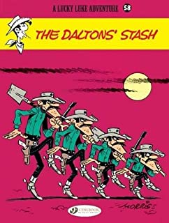 Lucky Luke 58 - The Dalton's Stash