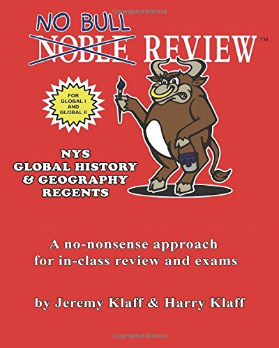 No Bull Review Global History And Geography Regents Global 1 And Global 2 Format