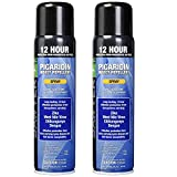 Sawyer Products SP5762 20% Picaridin Insect Repellent, Continuous Spray, 6-Ounce, Twin Pack