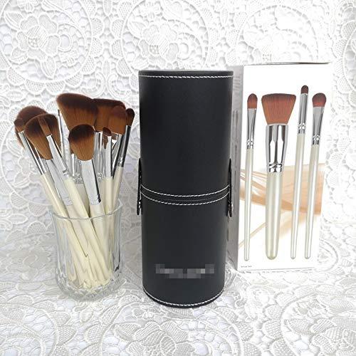 George zhang Nouveau Pinceau de Maquillage avec Cylindre Noir beauté Maquillage Femmes Maquillage Maquillage 16 Pack